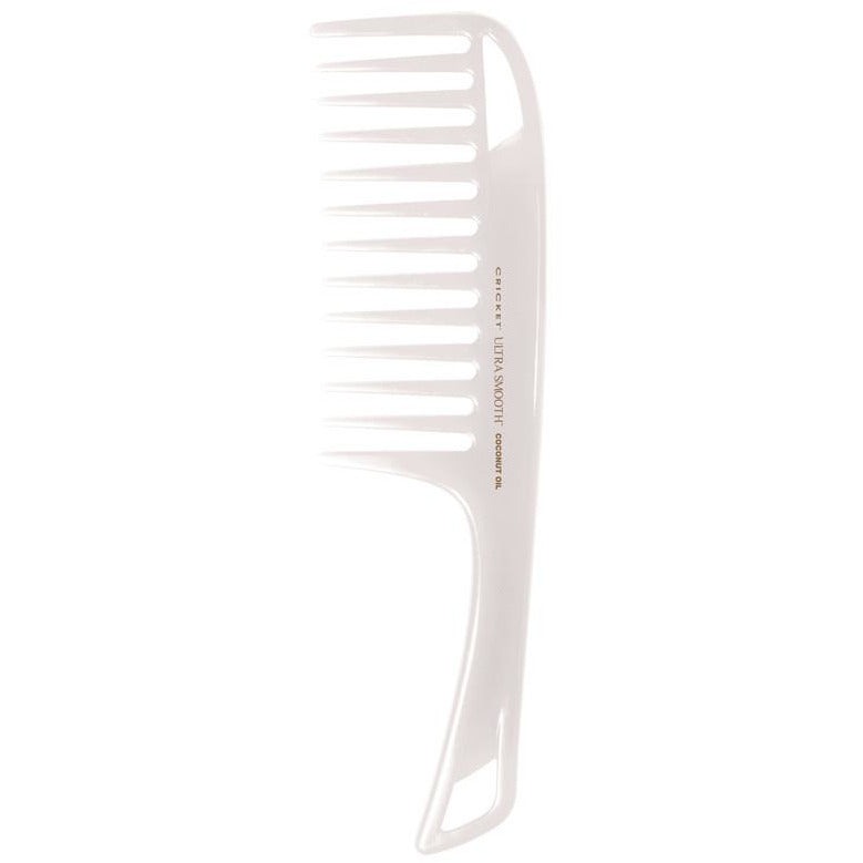 Cricket Ultra Smooth Coconut Oil Detangling Comb