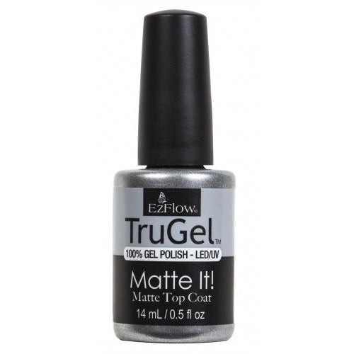 EzFlow TruGel Matte It! Top Coat
