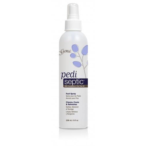 Gena Pedi Septic Spray - 8oz