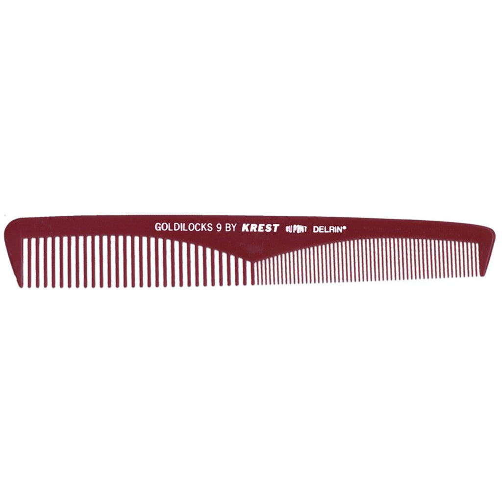 Krest Goldilocks Comb - #9