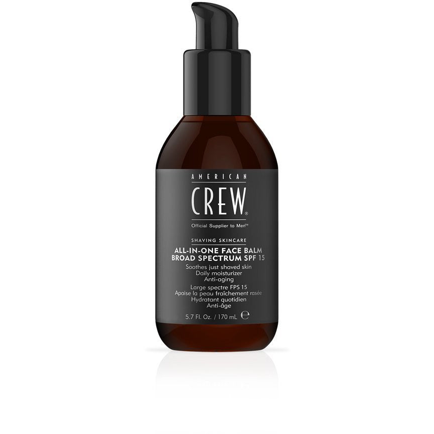 American Crew All-In-One Face Balm SPF 15 - 5.7oz
