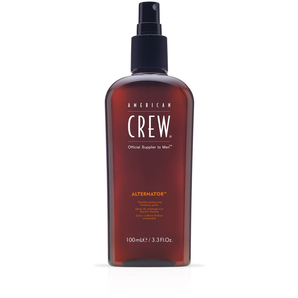 American Crew Alternator Finishing Spray - 3.3oz