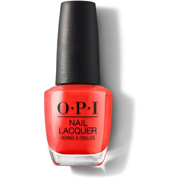 OPI Nail Lacquer - A Good Man-darin Hard Find (NLH47)