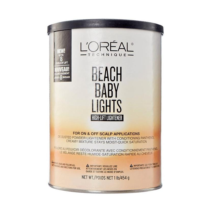 Loreal Beach Baby Lights Bleach