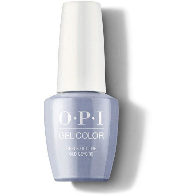 OPI GelColor - Check Out The Old Geysirs (GCI60)