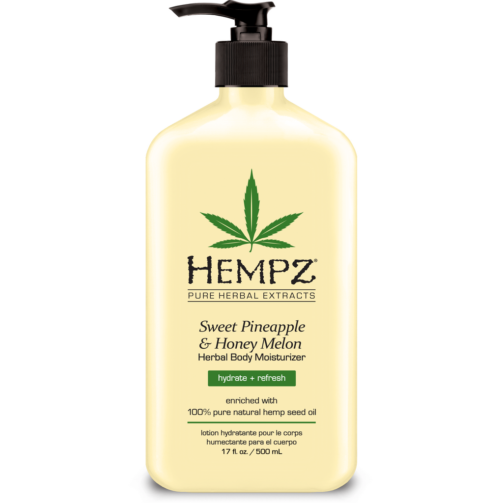 Hempz Sweet Pineapple & Honey Melon (17oz)