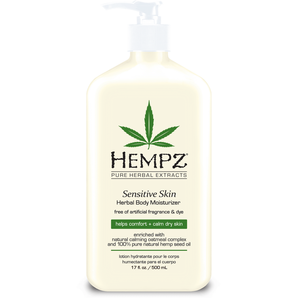 Hempz Sensitive Skin 17oz