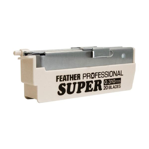 Feather Professional Super Blade 20pk
