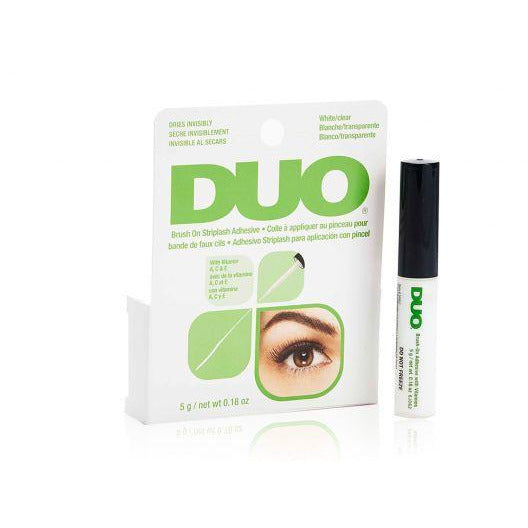 DUO Brush-On Adhesive  - Clear - 0.18oz