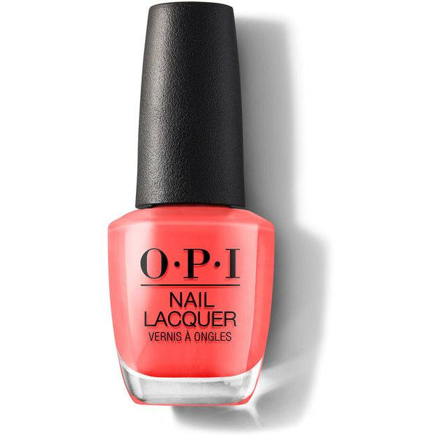 OPI Nail Lacquer - Hot & Spicy (NLH43)