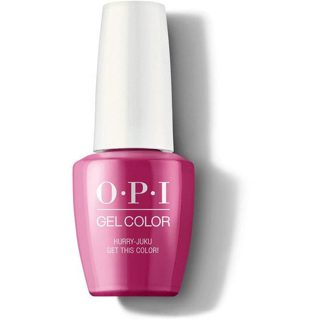 OPI GelColor - Hurry-Juku Get This Color (GCT83)