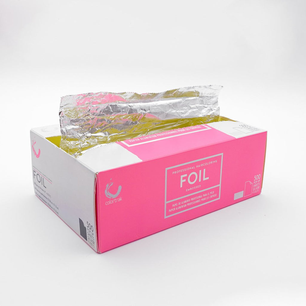 "Color Trak Silver Pop Up Foil (500pk) 9"" X 10.75"""