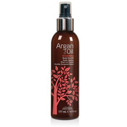 Body Drench Argan Emulsifying Body Dry Oil 6oz