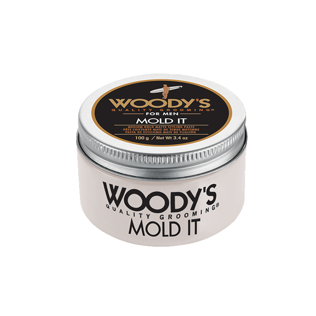 Woodys Mold It Styling Paste (3.4oz)