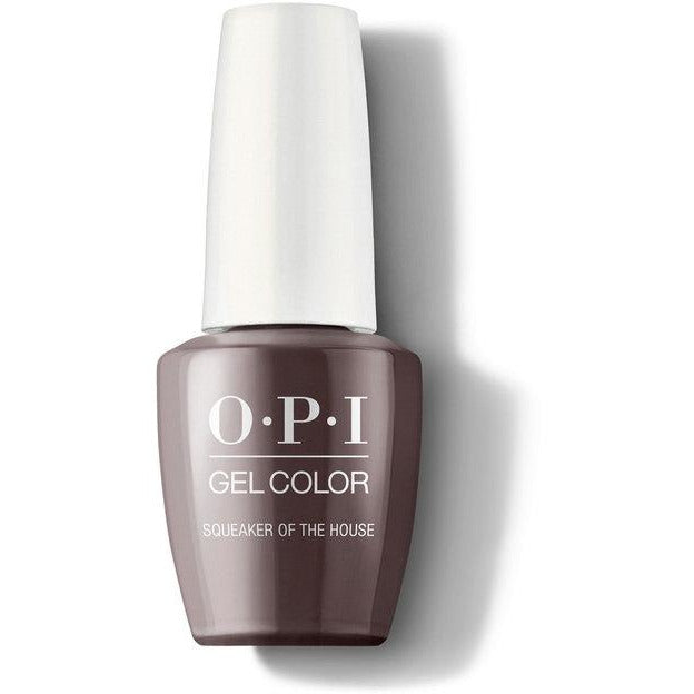 OPI GelColor - Squeaker of the House (GCW60)