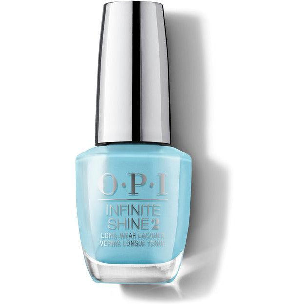 OPI Infinite Shine - To Infinity & Blue-yond (ISL18)