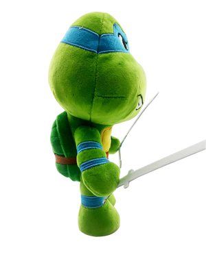 "Teenage Mutan Ninja turtles 9"" Poseable Plush - Leonardo"