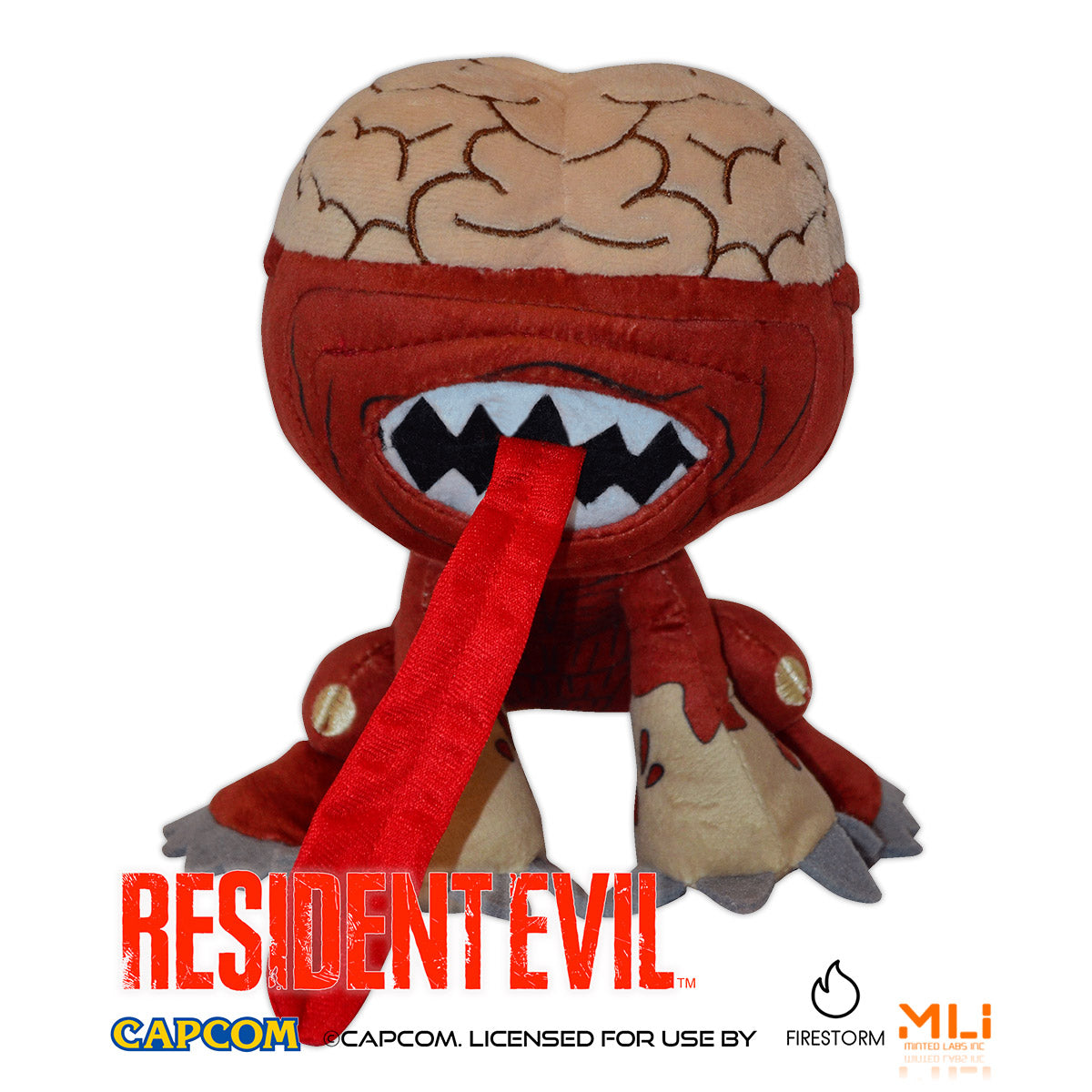 Resident Evil Licker Plush
