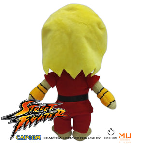 Street Fighter 9″ Ken Plush