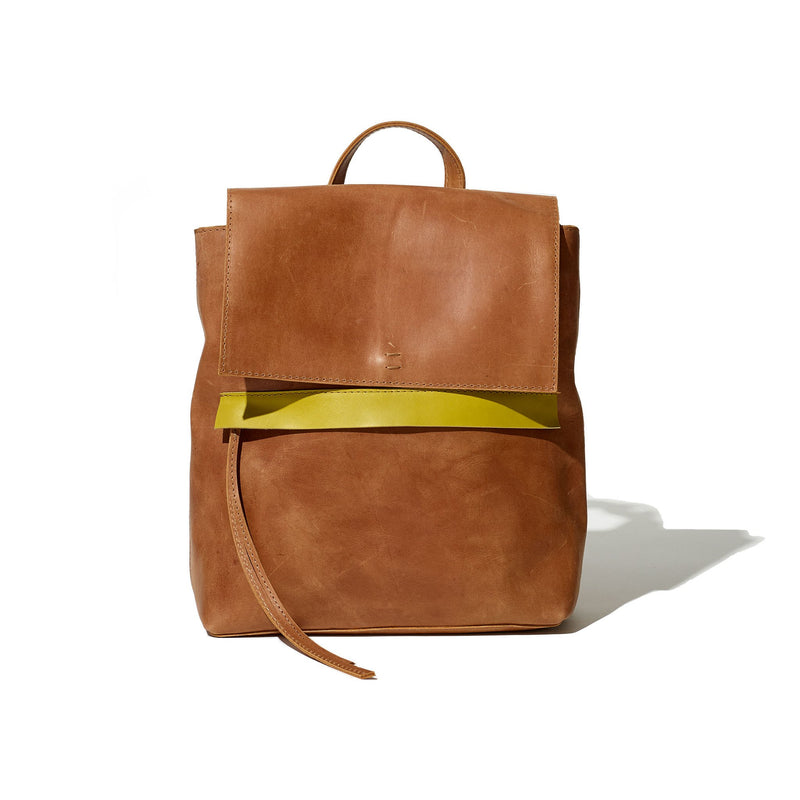 Addis Backpack // Citronelle - Raven + Lily