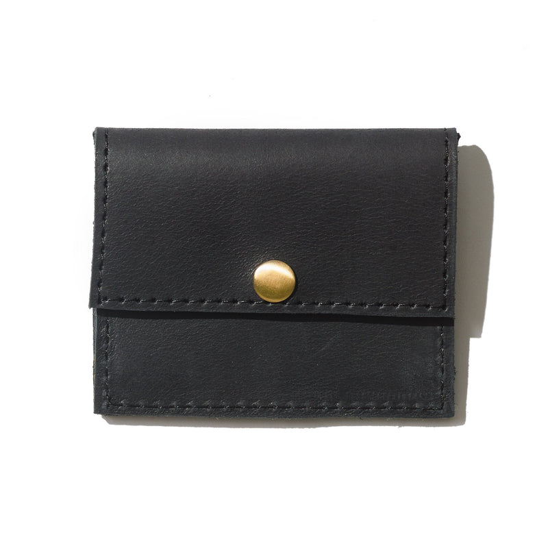 Addis Card Case // Black - Raven + Lily