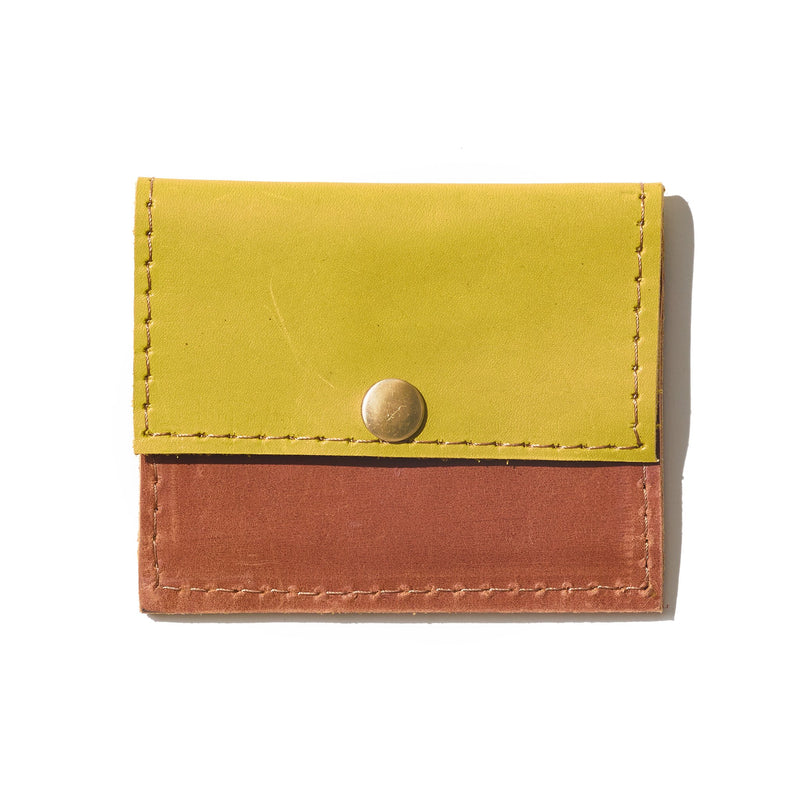 Addis Card Case // Citronelle - Raven + Lily