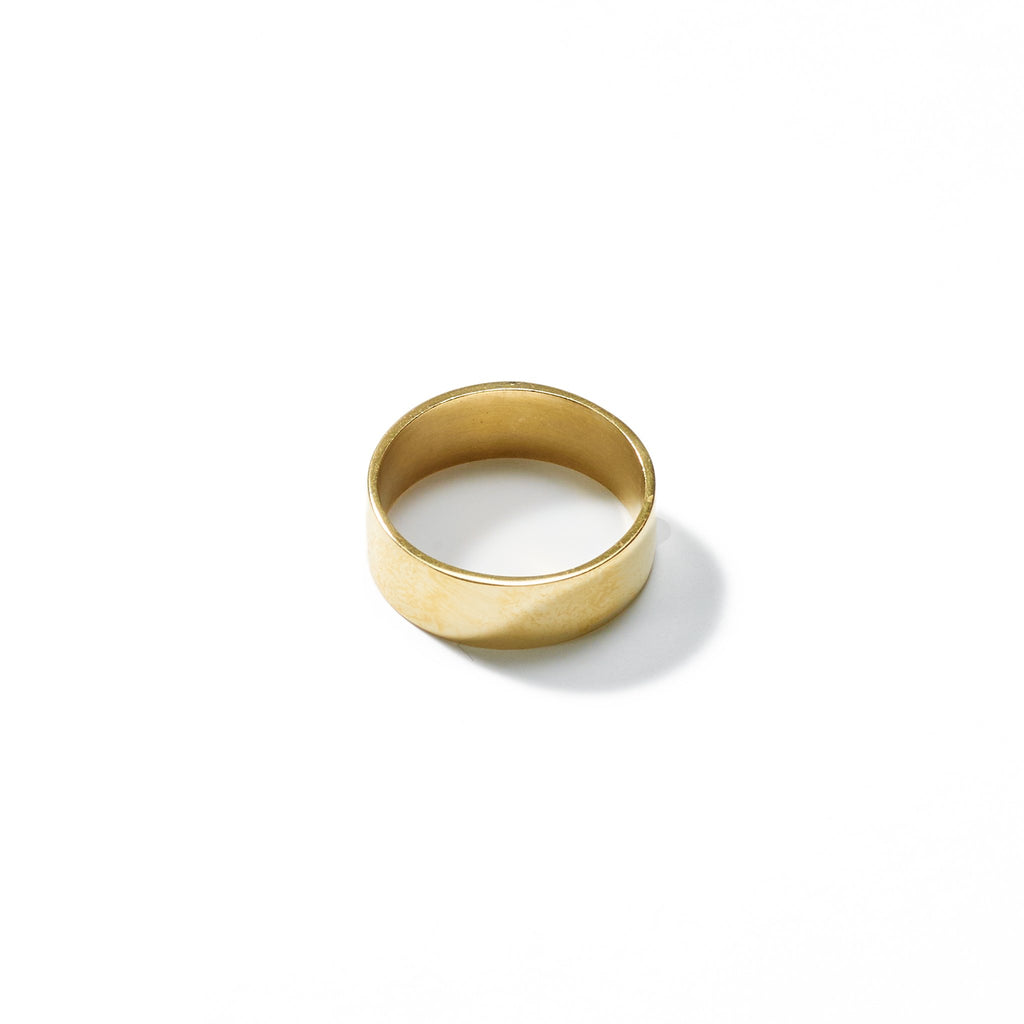 Ellsworth Medium Ring // 5 - Raven + Lily