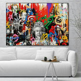 Masterpiece Wall Art Print