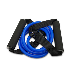 120cm Elastic Resistance Bands Yoga Pull Rope Fitness Workout Sports Bands Yoga Rubber Tensile Pull Rope Expander Gum elastica S