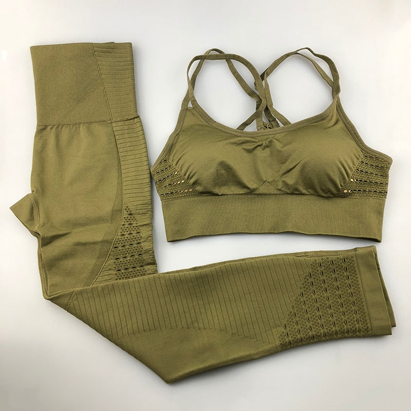 Sportswear Yoga Set