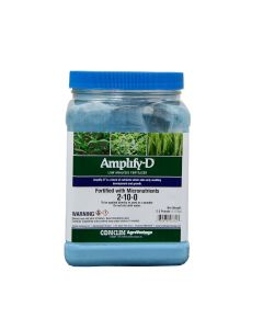 AMPLIFY-D® DRY SEED EMERGENCE AID- 2.5# container- Free Shipping!