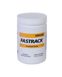 FASTRACK® RUMINANT BOLUS- 25 boluses/can- Free Shipping!