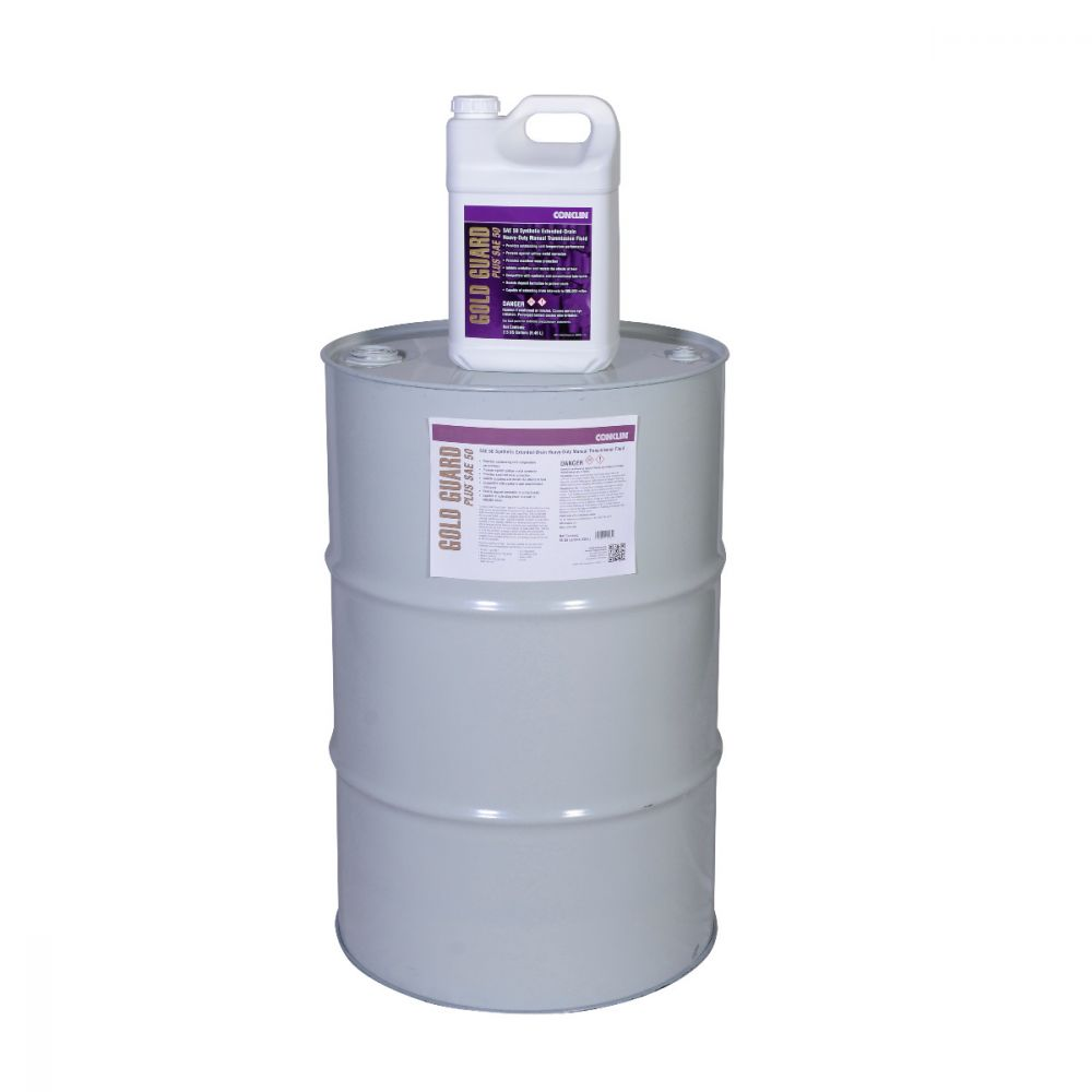 GOLD GUARD PLUS® SAE 50- 5 gallon (in two 2.5 gallon containers)- Free Shipping!