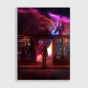 Time Travel Canvas