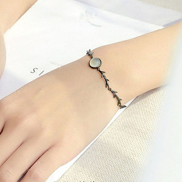Personality Opal Adjustable Bracelet