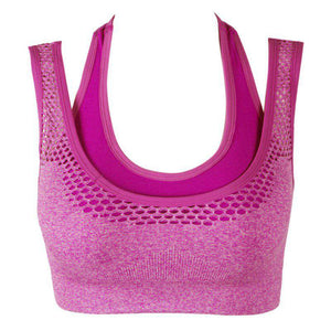 Breathable Quick-drying Fitness Bra