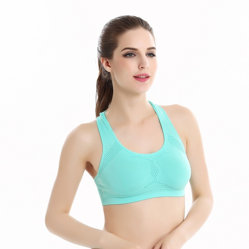 Workout Stretch Racerback Bra