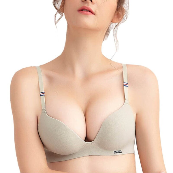 Ice Silk Bra Without Steel Ring