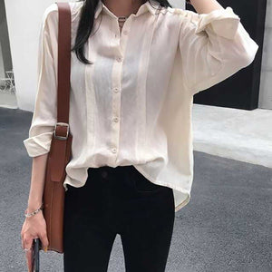 Working girl long sleeve shirt