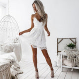 All Summer Long Laced Dress Dress Necessary Clothing Online White S