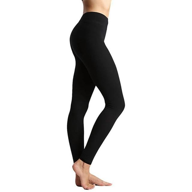 Meshed Down Leggings Leggings MUSTY Store black 3 S