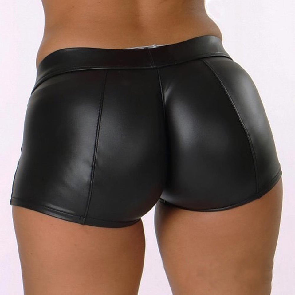 Necessary High Waist Shorts Shorts RAV Store