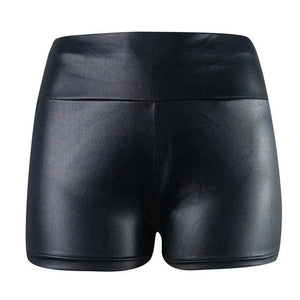 Necessary High Waist Shorts Shorts RAV Store Black XS