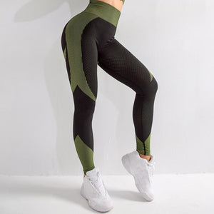 Necessary Keep Warm Seamless Workout Leggings Leggings Shopping Outlets Store Green S