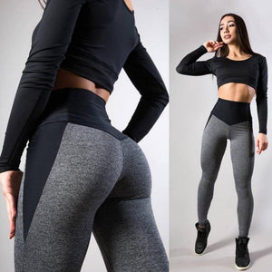 Necessary Mesh Push Up Fitness Workout Pants Pants Exotic Apparel Store