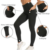 Necessary Push Up Pocket Yoga Pants Pants Foundfinding Store