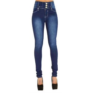Necessary Stretch Denim Pencil Pants Jeans Dropship Apparel Store