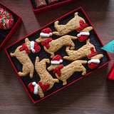 Festive Gingerbread Cookies