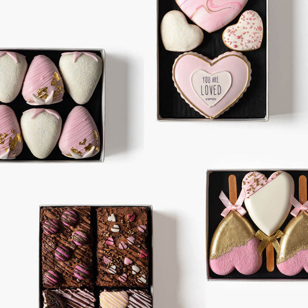 Valentine's Gift Box Set Of Four