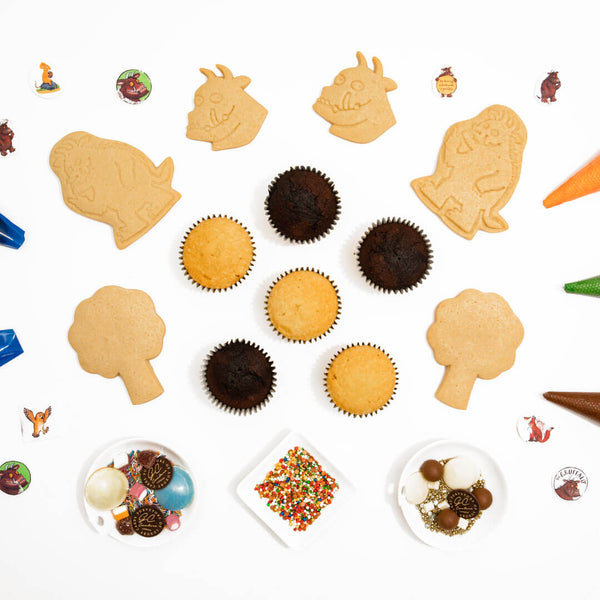 Children's Cookie & Cupcake Decorating Kit
